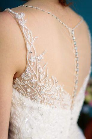 Suknia ślubna Justin Alexander 8886 ivory