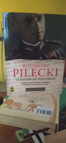 Rotmistrz Pilecki książka