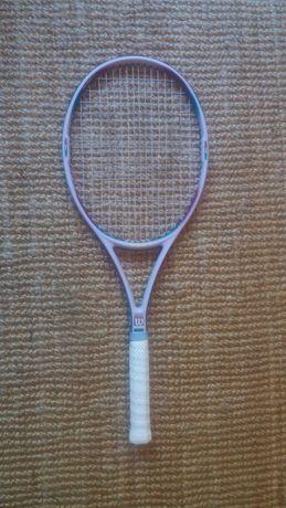 Raquete Ténis Wilson Pro Staff Clássica Vintage