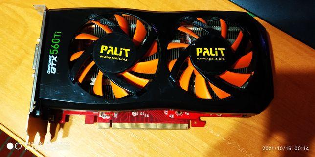 GeForce GTX 560Ti Palit 2Gb DDR5
