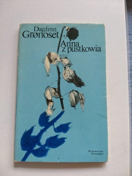 Anna z pustkowia - Dagfinn Gronoset
