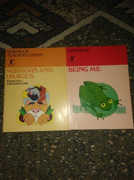 2 книги+2 рабочие тетради по английскому для детей
