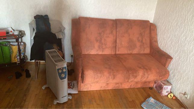 Диван с раскладными креслами