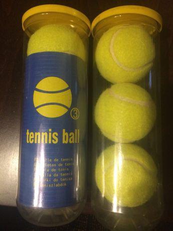 6 bolas de ténis