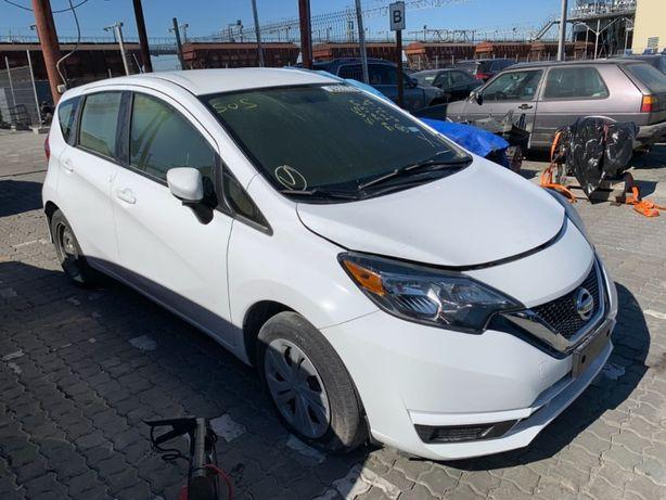 Разборка Nissan VERSA NOTE 2017