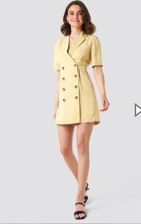 Платье-пиджак NA-KD