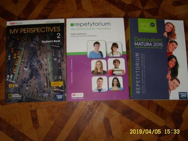 Perspectives 2, repetytorium rozszerzony Macmillan, Destination Matur