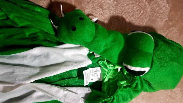 Карнавальный костюм. Детский. Крокодил.