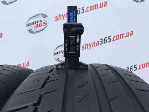 Шини б/у 235/60 R18 CONTINENTAL PREMIUM CONTACT 6 (Протектор 6,5mm )