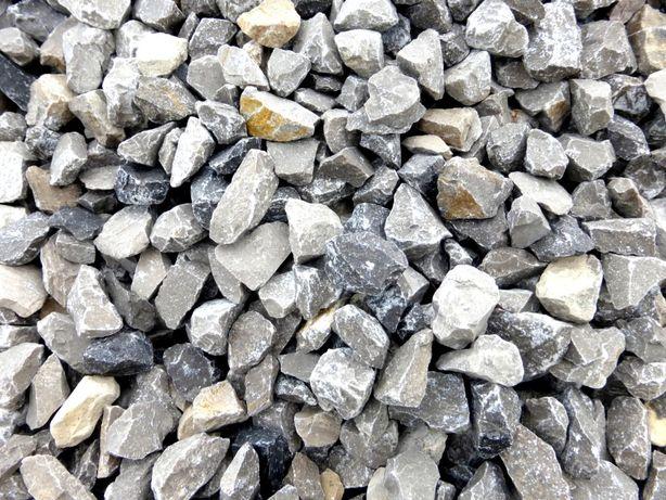 Grys Ogrodowy Szary Dekoracyjny Ozdobny Ogród Kamień Granit