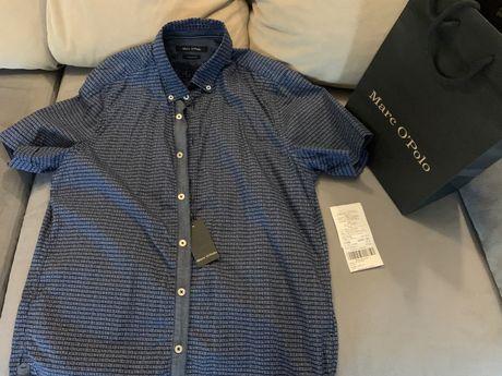 NEW Шведка Мужская Рубашка (Марко Поло MARC O'POLO) (Size M)(2099 грн)