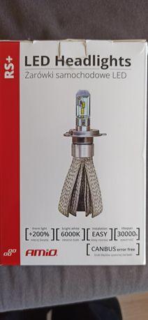 Żarowki LED H7 MR+ AMIO