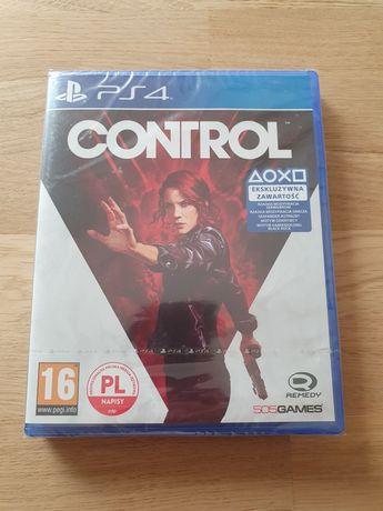 Control PS4 PL nowa folia