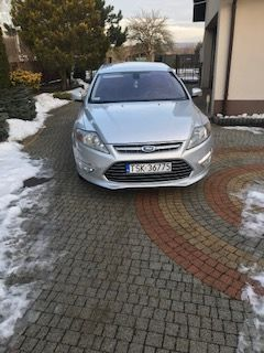 Ford Mondeo Convers+