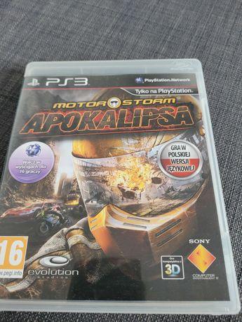 MotorStorm Apokalipsa PS3