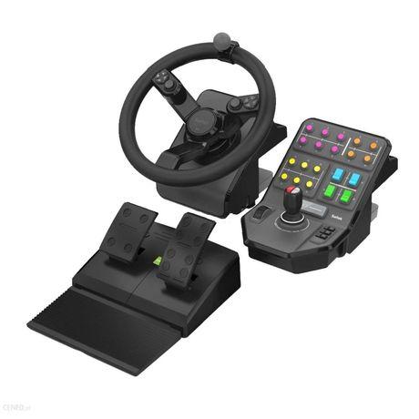 Kierownica LOGITECH G Saitek Farm Sim + panel (PC)