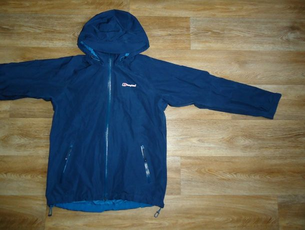 Женская куртка-ветровка Berghaus, на мембране Gore-Tex