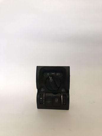 Переключатель/регулировщик света на Opel Vectra B 90569813