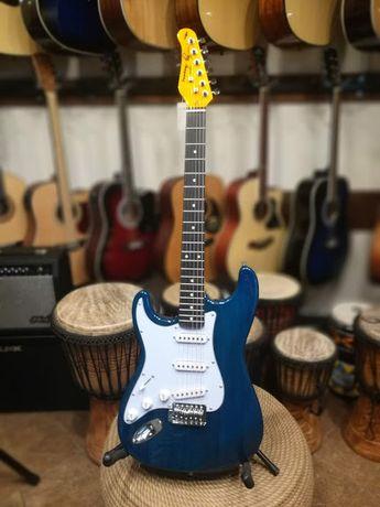 JAY TURSER JT300 TBL leworęczna gitara elektryczna Left Hand JT-300