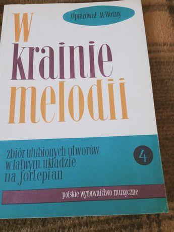 Książki do nauki gry na pianinie