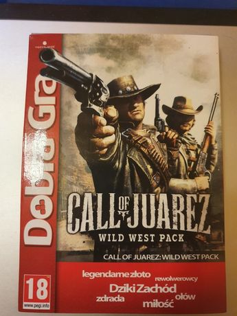 Gra PC Call of Juarez