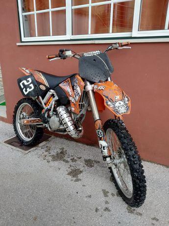 KTM 125 SX 2tempos