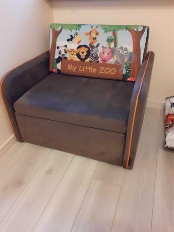 łóżeczko rozkładane, fotelik dziecięcy