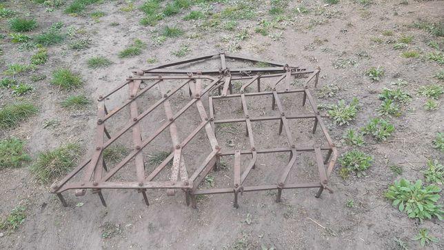 Продам борони до трактора 2000 грн комплект