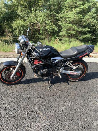 Suzuki GSF400-2 Bandit красноголовый