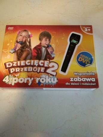 Karaoke Dziecięce Przeboje 2 + MIKROFON - PL