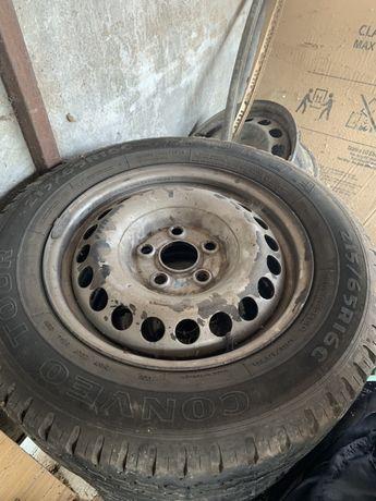 Продам колеса 215/16R16C