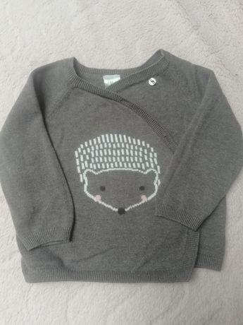 Sweterek niemowlęcy HM