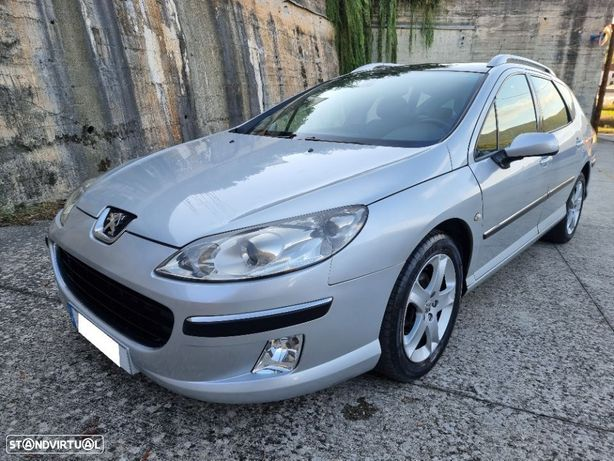Peugeot 407 SW 2.0 HDi Griffe