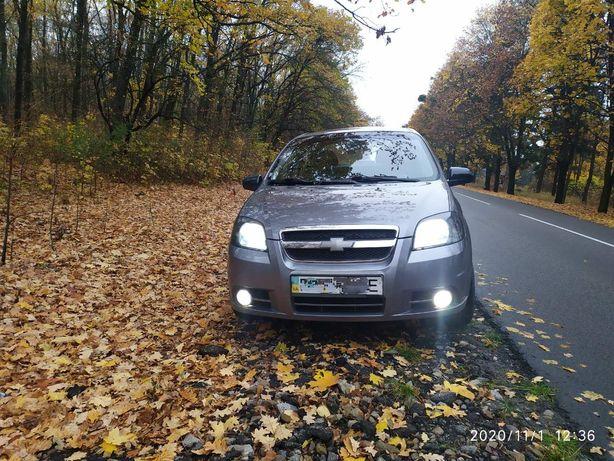 Шевроле Авео Chevrolet Aveo LS