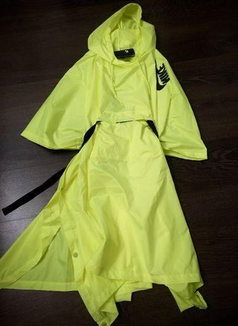 плащ,тренч с капюшоном, куртка Nike оригинал,пальто,dior,chanel,платье