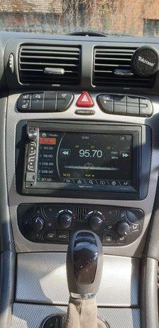 Radio navigacja bluetooth  samochodowe mercedes kompressor C 200