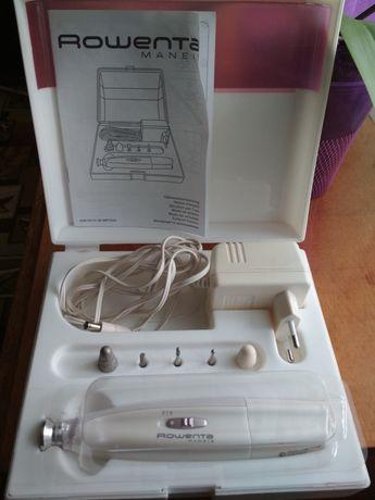 Маникюрный набор аппарат фрезер ROWENTA MP 7010