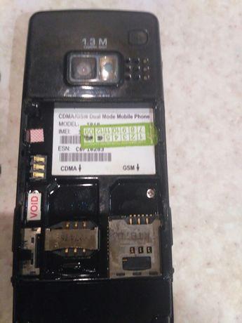 Мобильный телефон LT CDMA/GSM