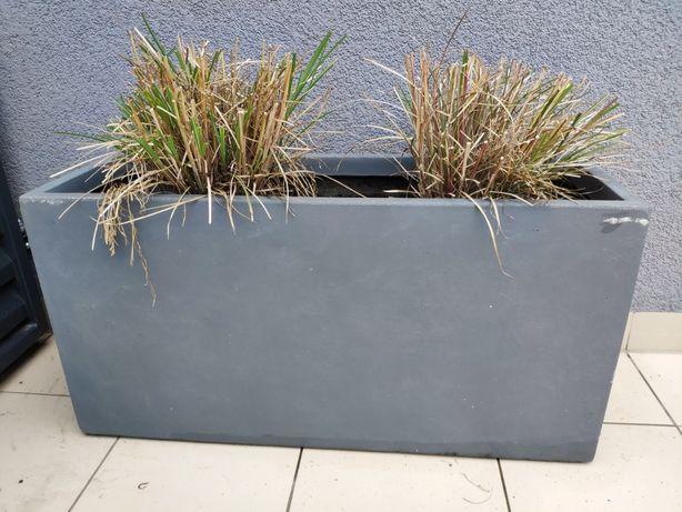 Donica imitacja betonu