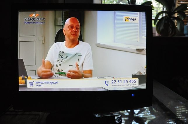 "Telewizor LED LG 32"" -350zł."