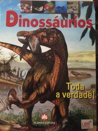 """""""Os Dinossaurios"""""""