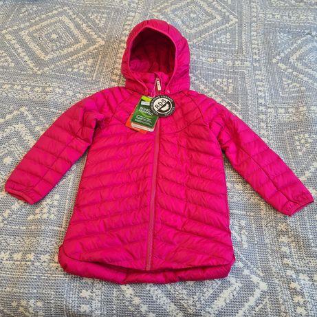 Пуховик пальто reima для девочки