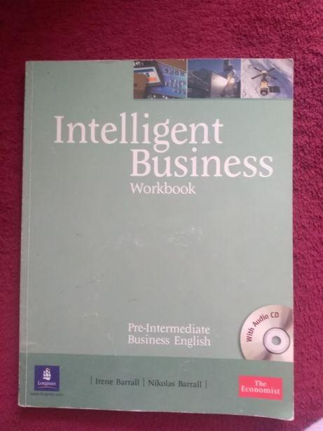 Intelligent Business Pre-Intermediate Workbook + CD