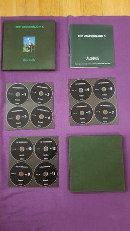 The Vandermark 5 Alchemia BOX 12 cd limitowana edycja Jazz -Biały kruk