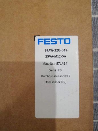 Czujnik przepływu wody Festo