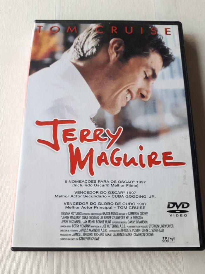 Jerry Maguire DVD Vagos E Santo António - imagem 1