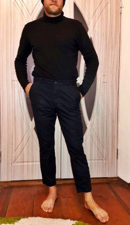 """Розпродаж: Стильні штани """"h&m"""", 97% котон, розмір 50 (L)"""