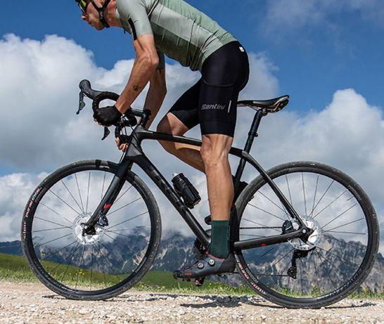 Spodenki rowerowe Santini Gravel Nowe Oryginalne rozmiar L-XL Czarne