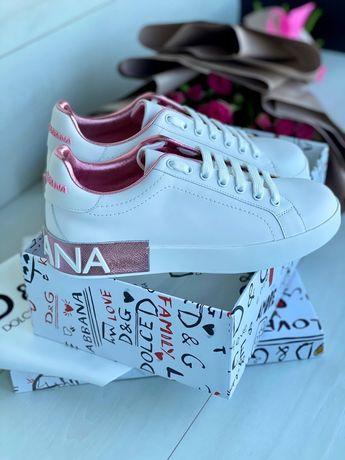 Buty Dolce Gabbana 36-40 damskie trampki sneakersy top jakosc
