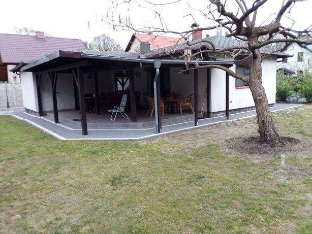 Boszkowo, Dom parterowy 104 m 2